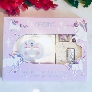 """🆕 NIB 🦄 """"Sparkle like a unicorn"""" Gift Set"""